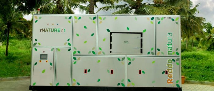 rN5000 Composting Machine