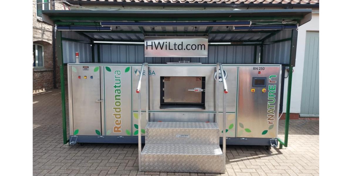 HWiL composting machines